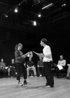 Workshop Intensivo de Teatro