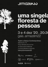 Uma Singela Floresta de Pessoas